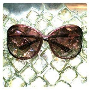 Tom Ford Retro Claudia Sunglasses